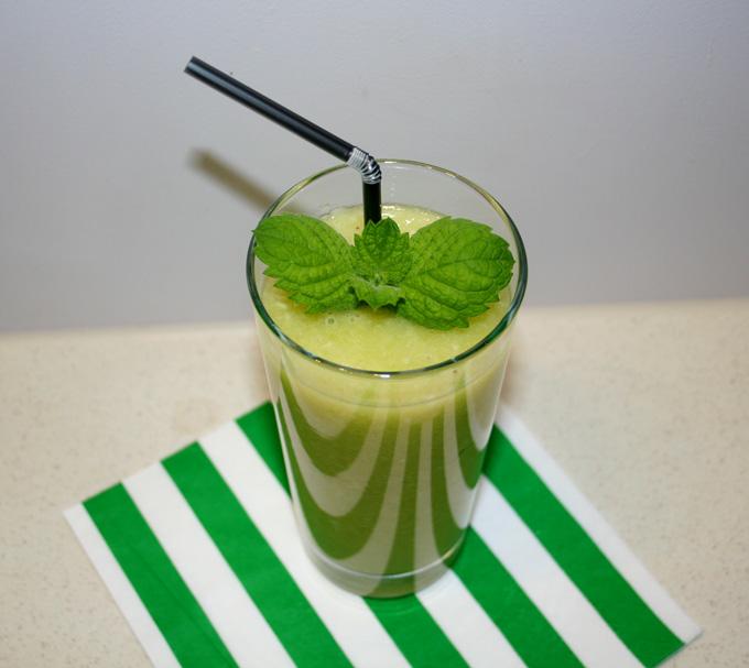 koktajl z melonem