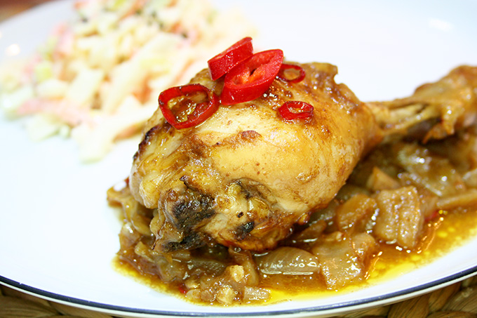 kurczak z chilli 2
