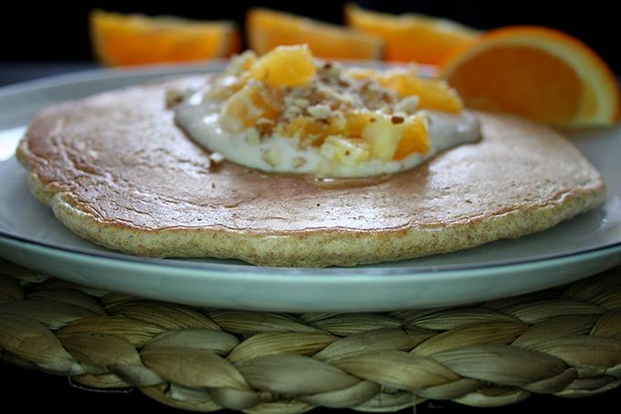 omlet na slodko